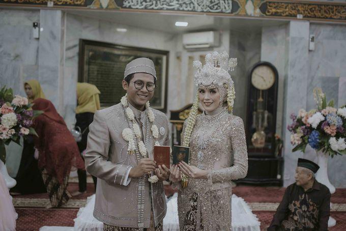 Farah & Andika's Wedding by akar photography - 005