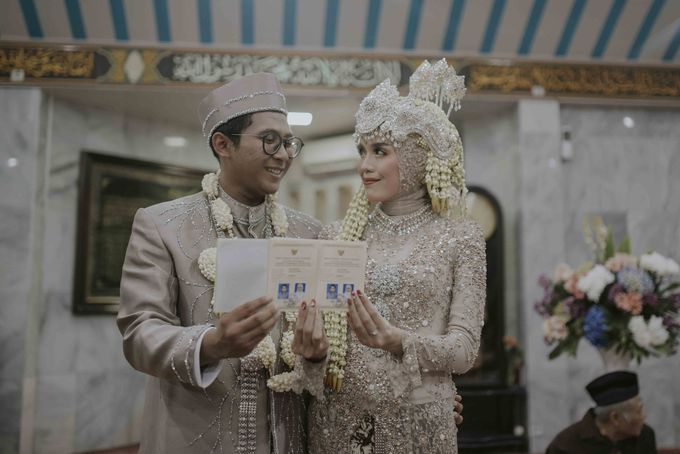Farah & Andika's Wedding by akar photography - 006