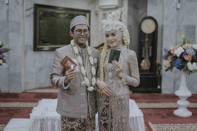 Farah & Andika's Wedding by akar photography - 007