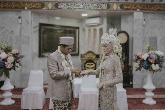 Farah & Andika's Wedding by akar photography - 008