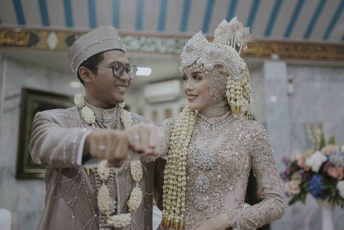 Farah & Andika's Wedding by akar photography - 011