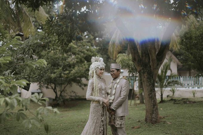 Farah & Andika's Wedding by akar photography - 014
