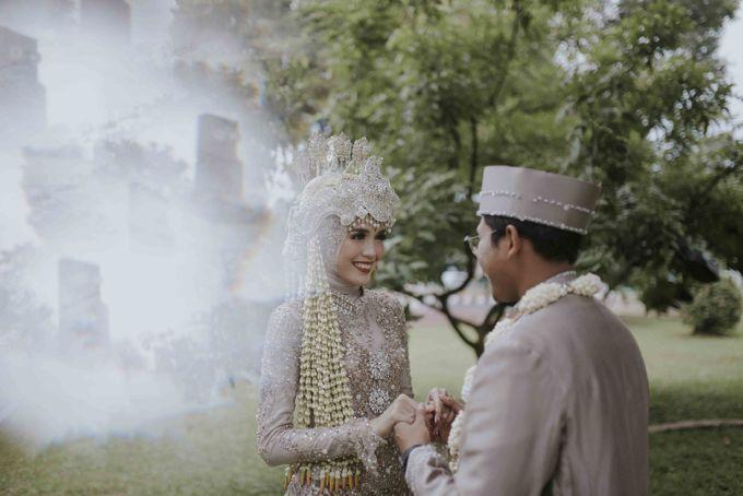 Farah & Andika's Wedding by akar photography - 015