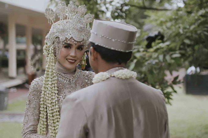 Farah & Andika's Wedding by akar photography - 016