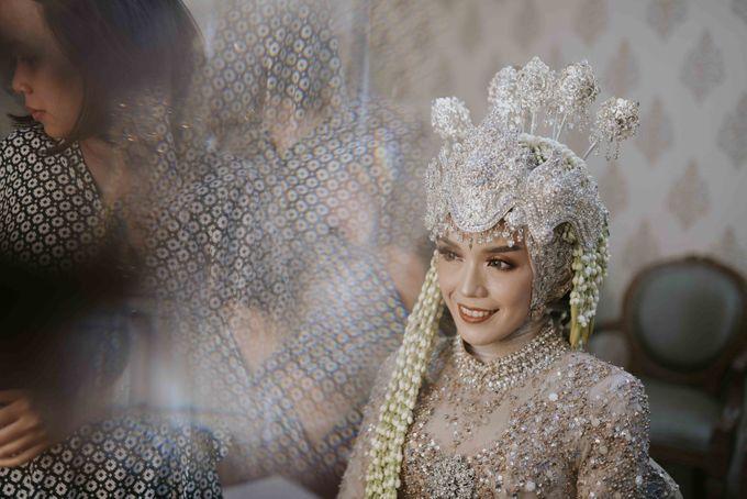 Farah & Andika's Wedding by akar photography - 018