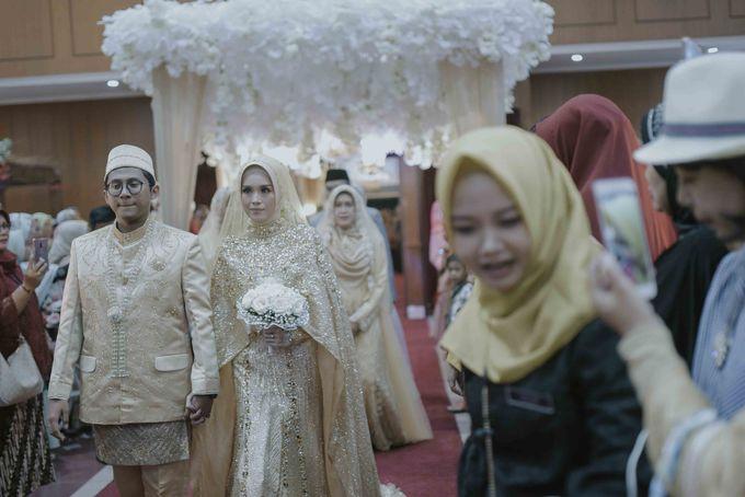 Farah & Andika's Wedding by akar photography - 019