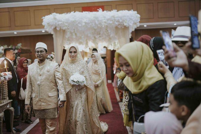 Farah & Andika's Wedding by akar photography - 020