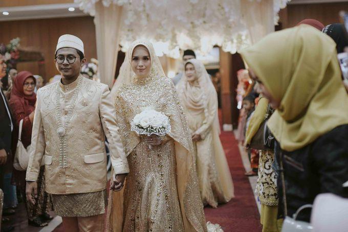 Farah & Andika's Wedding by akar photography - 021