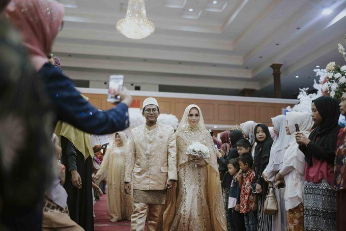 Farah & Andika's Wedding by akar photography - 022
