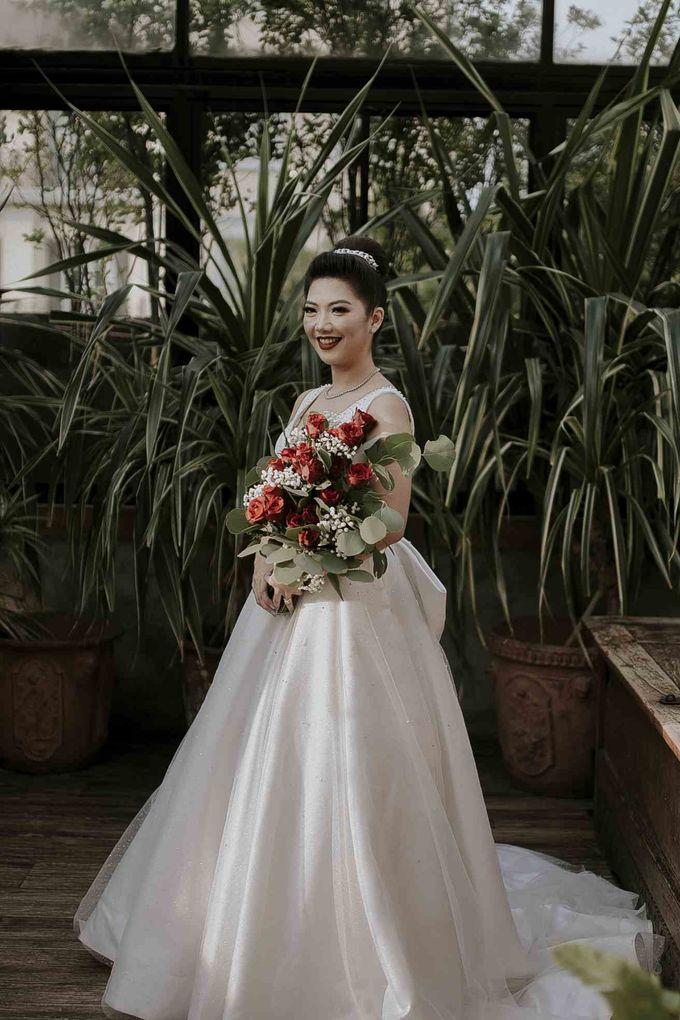 wedding ron & debbie by akar photography - 003