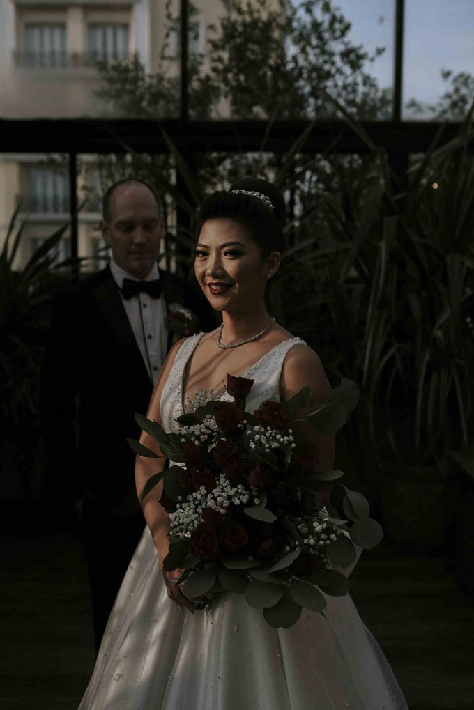 wedding ron & debbie by akar photography - 005