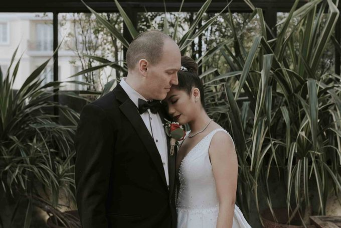 the wedding of ron & debbie by akar photography - 006