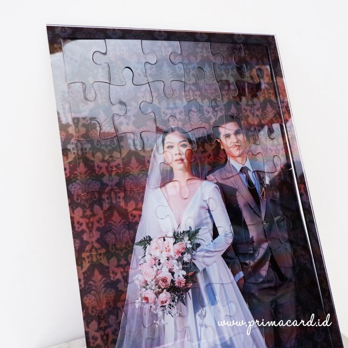 Acrylic Customizeable Photo Puzzle by Prima Card - 001