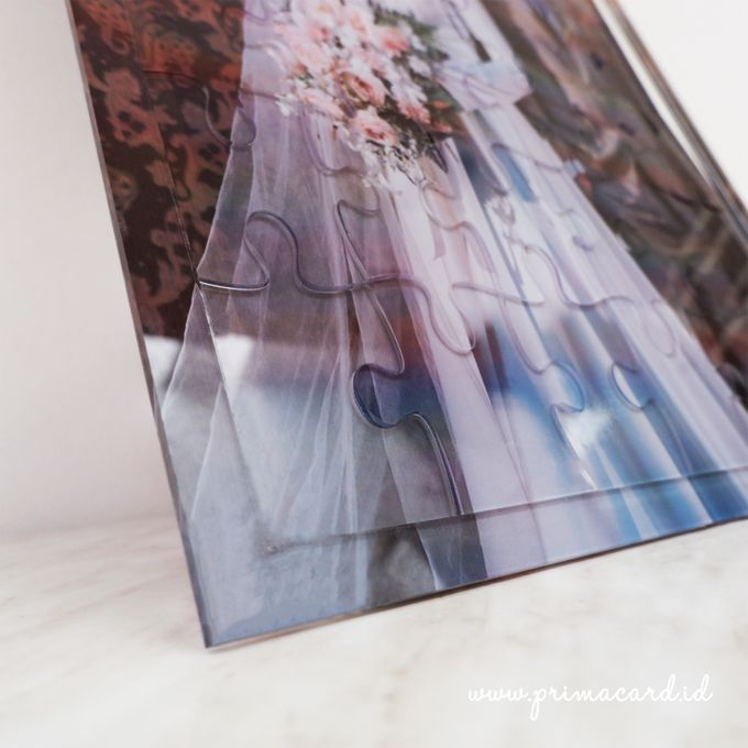 Acrylic Customizeable Photo Puzzle by Prima Card - 002