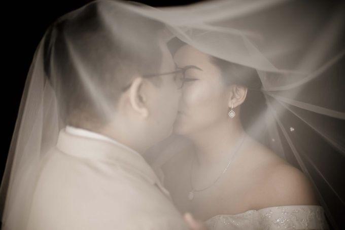 Febri & Grace's Wedding by Cloche Atelier - 012