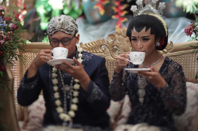 Prita & Naufal Wedding  by Akuwedding - 007