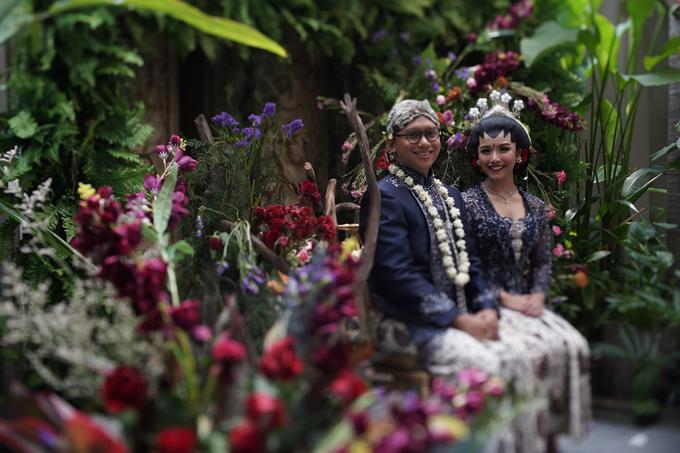 Prita & Naufal Wedding  by Akuwedding - 009