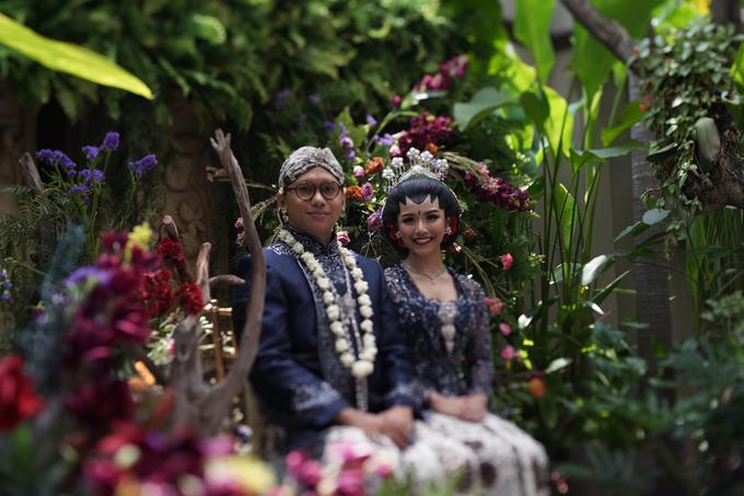Prita & Naufal Wedding  by Akuwedding - 010