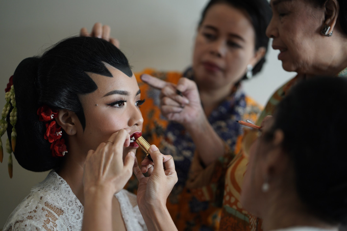 Prita & Naufal Wedding  by Akuwedding - 011