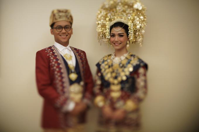Prita & Naufal Wedding  by Akuwedding - 014
