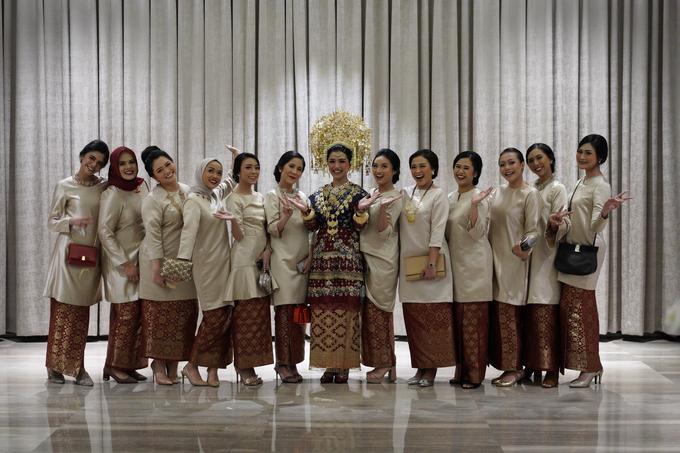 Prita & Naufal Wedding  by Akuwedding - 016
