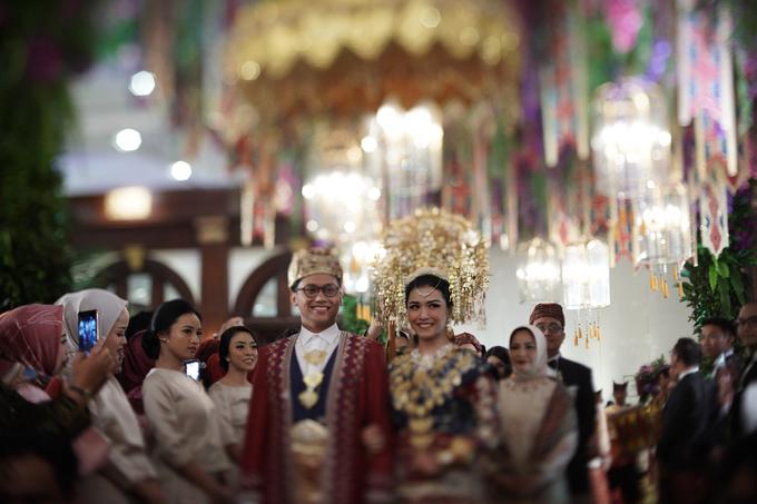 Prita & Naufal Wedding  by Akuwedding - 017