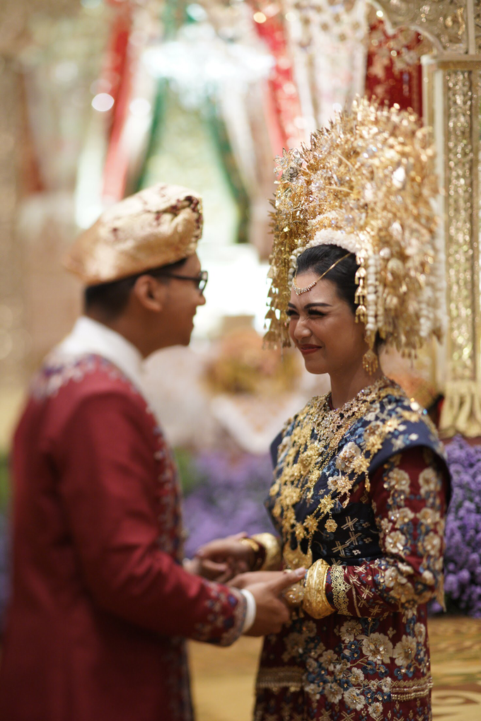 Prita & Naufal Wedding  by Akuwedding - 022