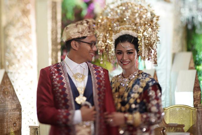 Prita & Naufal Wedding  by Akuwedding - 021