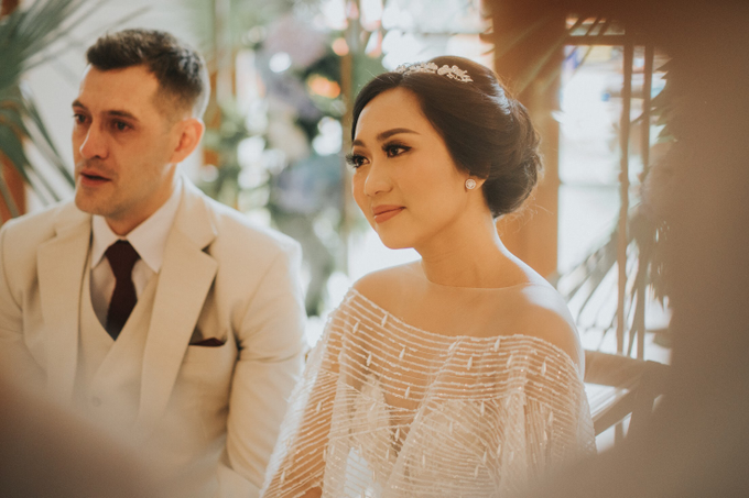 Gabby & Hugo Wedding  by Akuwedding - 002