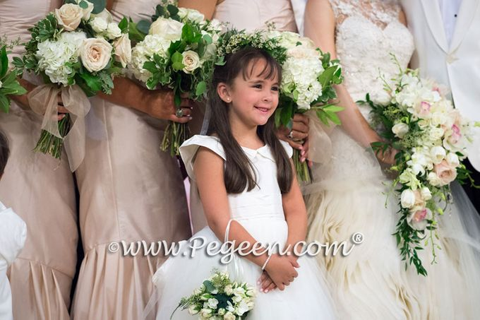 Pegeen.com Couture Flower Girl Dresses by Pegeen.com Flower Girl Dress Company - 004