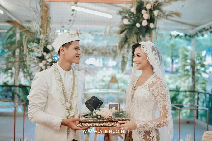 The Wedding Of Intan & Puja by Jakarta Souvenir - 003