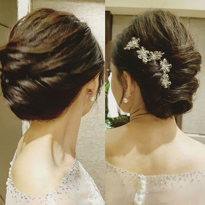Bridal Makeup and Hairstyle by SueLim & artmakeup - 046