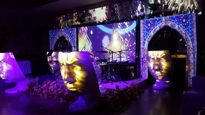 Magic Lamp by 7 Sky Event Agency - 035