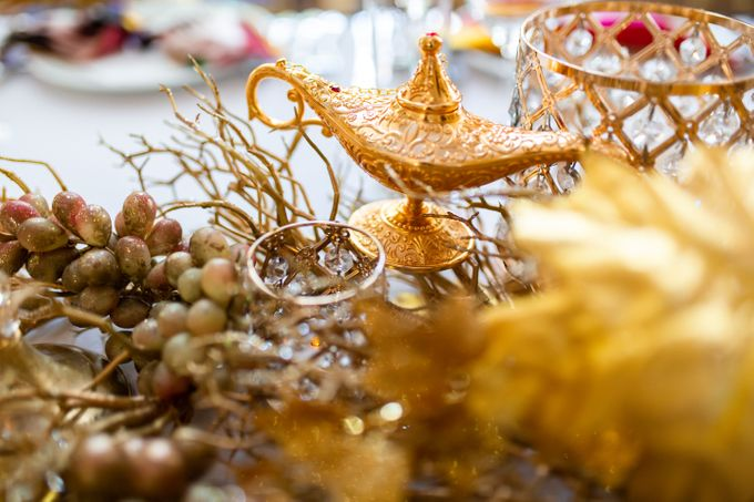 Magic Lamp by 7 Sky Event Agency - 011