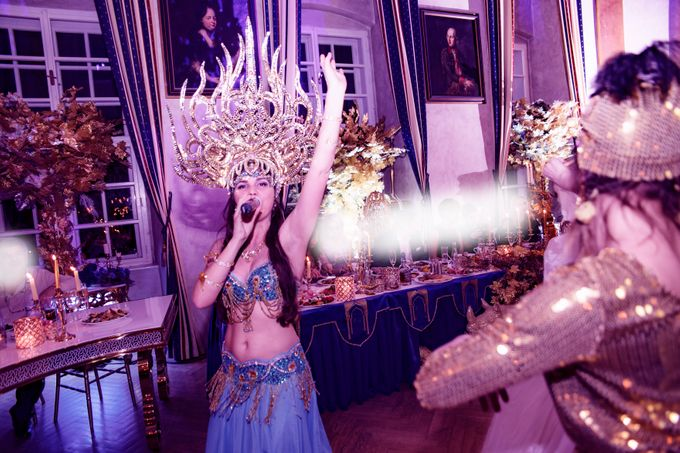 Magic Lamp by 7 Sky Event Agency - 034
