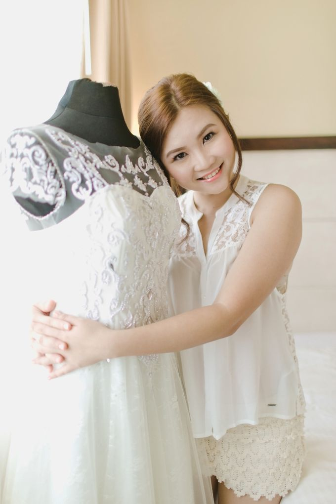 Real Brides by Melody Tinoy Makeup Artist - 005