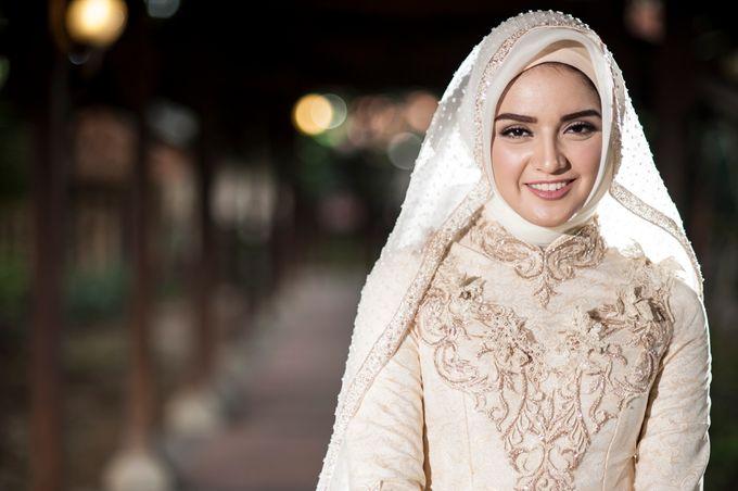 Kemilau Senja Series  by LAKSMI ISLAMIC BRIDE by LAKSMI - Kebaya Muslimah & Islamic Bride - 006