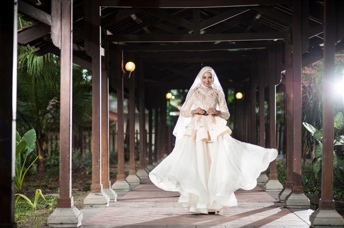 Kemilau Senja Series  by LAKSMI ISLAMIC BRIDE by LAKSMI - Kebaya Muslimah & Islamic Bride - 002