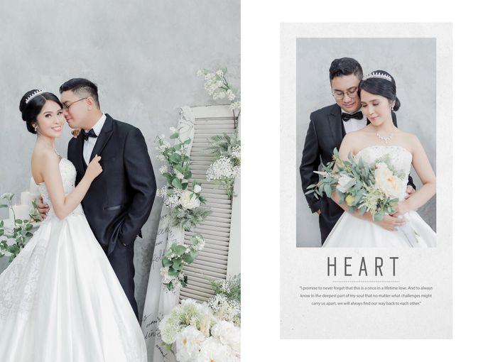 Prewedding of Alam & Grace by Michelle Bridal - 002