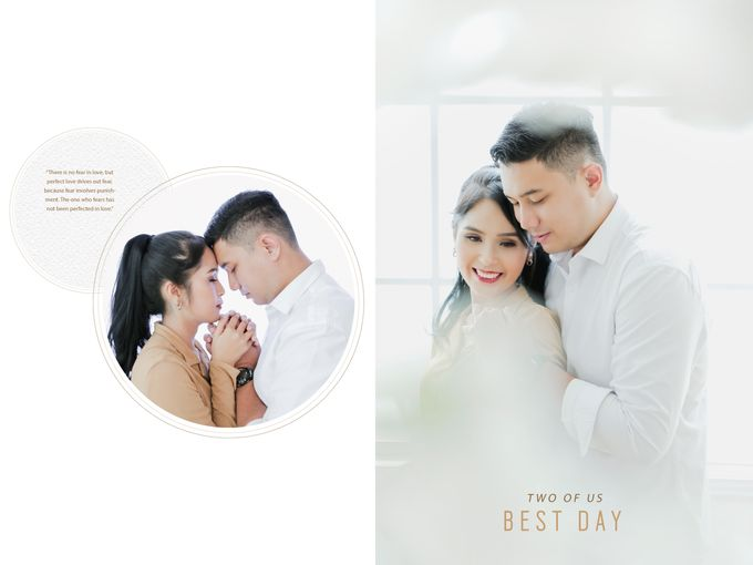 Prewedding of Alam & Grace by Michelle Bridal - 008