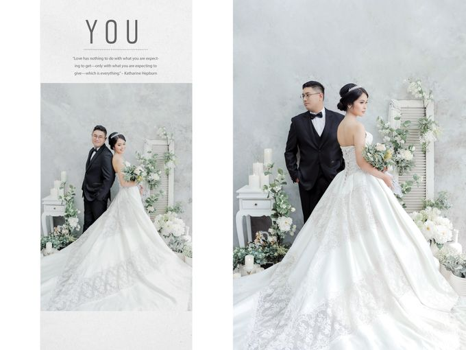 Prewedding of Alam & Grace by Michelle Bridal - 003