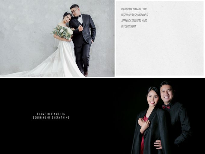 Prewedding of Alam & Grace by Michelle Bridal - 005