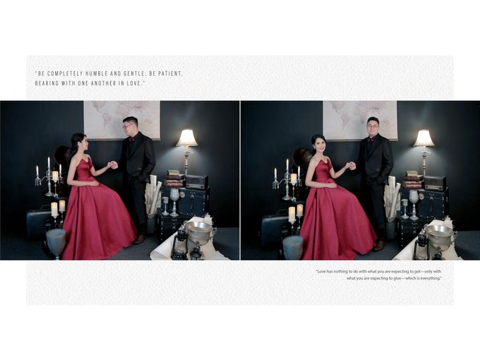 Prewedding of Alam & Grace by Michelle Bridal - 006