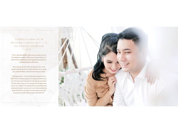 Prewedding of Alam & Grace by Michelle Bridal - 007