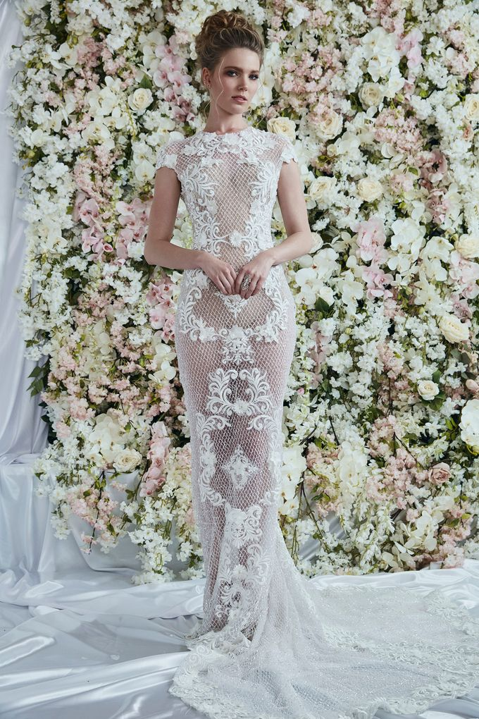 Alana Aoun 2017 Couture Collection La Vie En Rose by Alana Aoun - 014