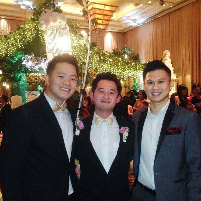 Timothy & Ingrid Wedding at Grand Ballroom by Grand Hyatt Jakarta - 001