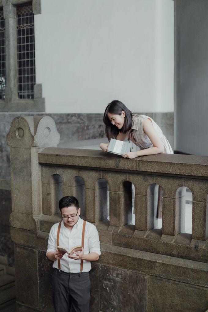 Timo & Hana - Pre wedding by Iris Photography - 003