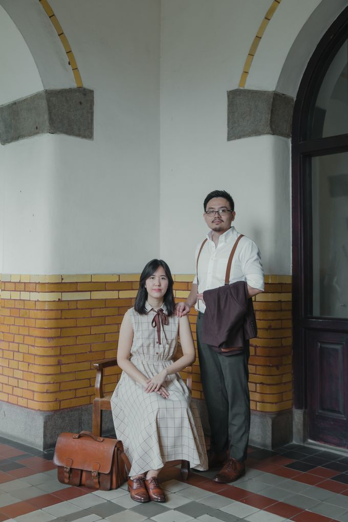 Timo & Hana - Pre wedding by Iris Photography - 023