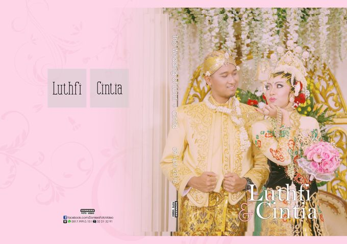 Part Of Wedding take by Donkers by Donkers Foto Video - 012