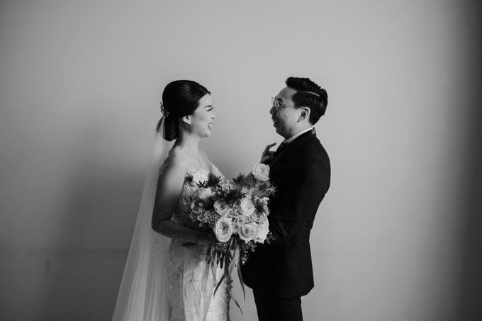 The wedding of Hendry & Kartika by Kayika Wedding Organizer - 004